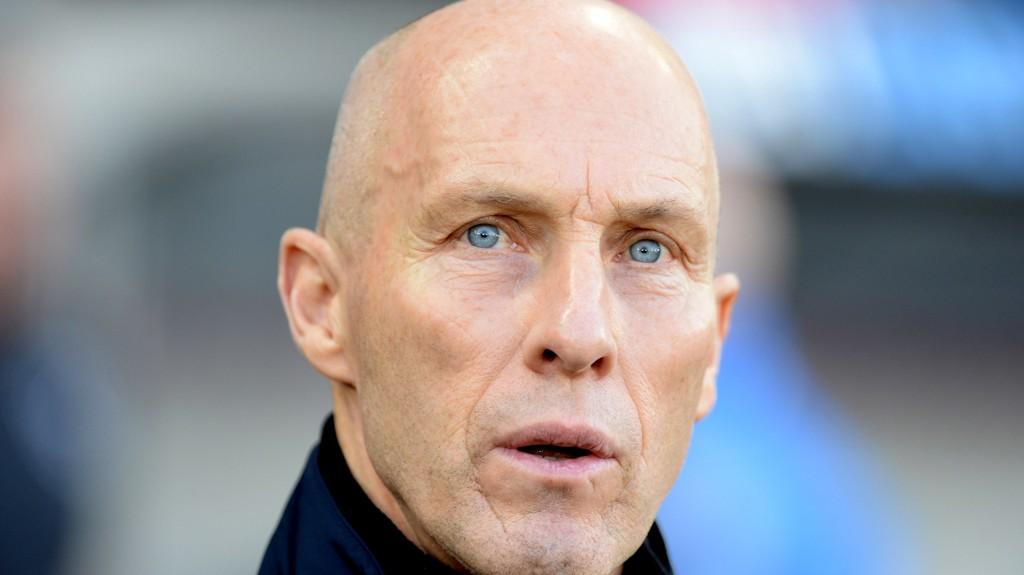 FOR NORGE?: Ronny Deila mener Bob Bradley burde være aktuell for Norge-jobben.