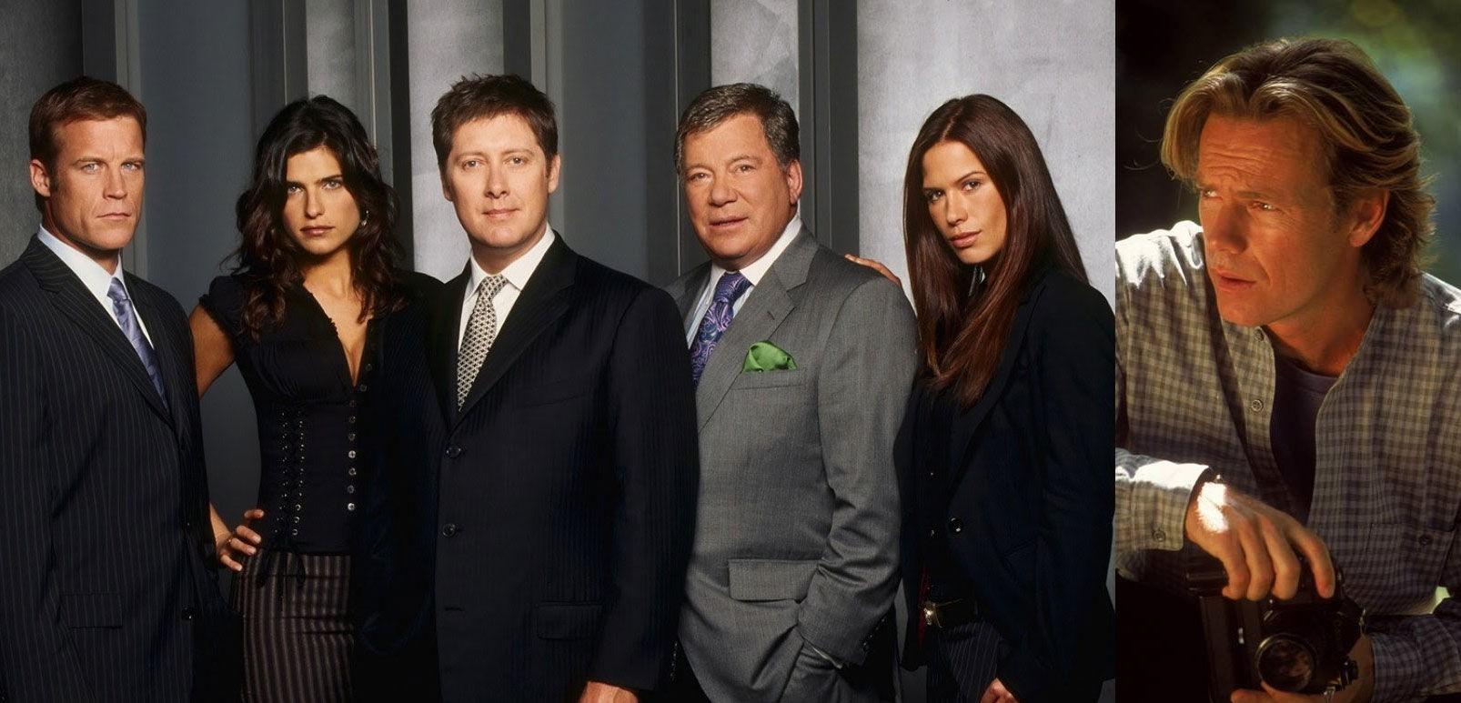 Boston Legal og 90-tallsforglemmelsen Nowhere Man er to serier du definitivt bør få med deg.