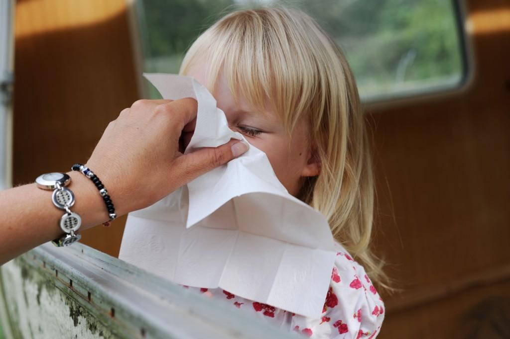 INFLUENSA: Oslo, Østlandet og Midt-Norge har vært hardest rammet av årets influensautbrudd.