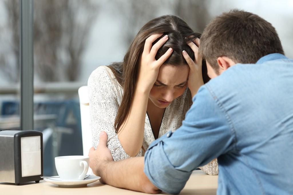 SAMLIVSBRUDD: Etter jul og nyttår er det flere par som sliter.