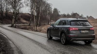 I ny generasjon er Audi Q5 endelig blitt en bil å være stolt av.