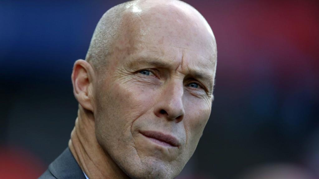 TENKEBOKSEN: Bob Bradley skal være i tenkeboksen om han ønsker å bli ny norsk landslagssjef.