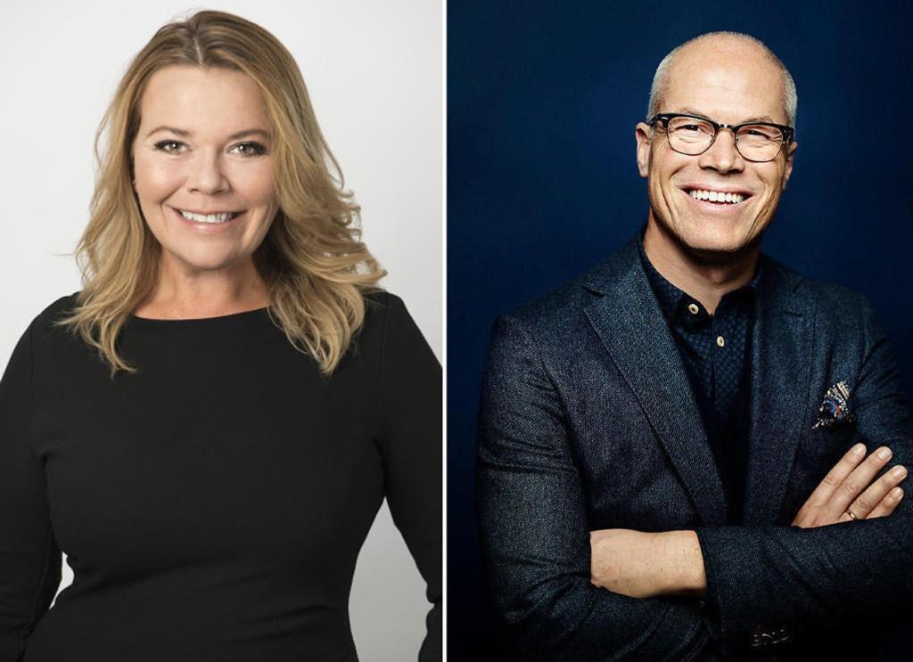 BJØRNETJENESTE: Hodejeger Trine Larsen og lederutvikler Svein Harald Røine mener det er viktig å lære barna å disiplinere og motivere seg selv.