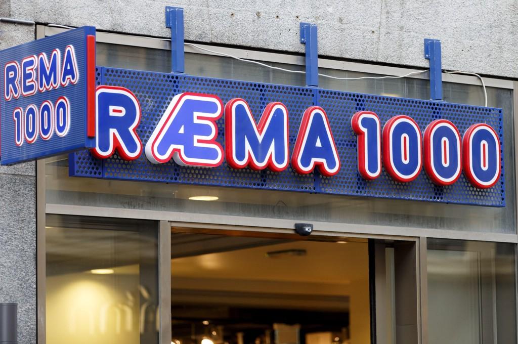 FÅR PÅ PUKKELEN: Rema 1000 får krass kritikk i sosiale medier (arkivfoto).