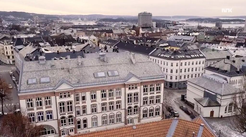 Hartvig Nissens skole har blitt godt kjent etter NRK-suksessen Skam.