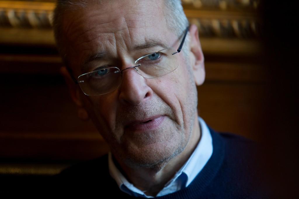 I MØTE: Ifølge VG skal TV 2s Ernst Lersveen ha møtt representanter fra Antidoping Norge for å diskutere ny informasjon i Johaug-saken.
