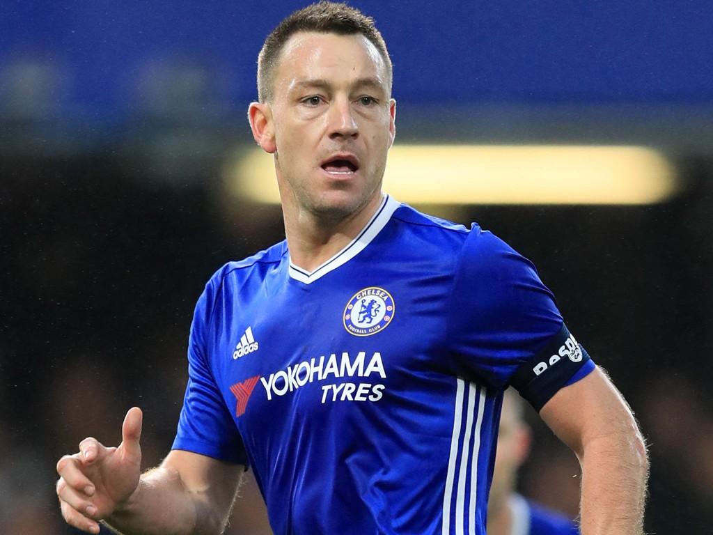 JOHN CHERRY? Chelseas John Terry kobles til en annen Premier League-klubb i dagens ryktespalte.