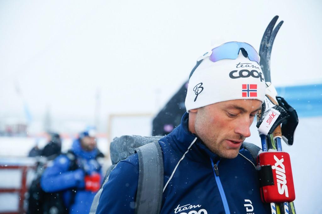 ENDELIG RESTITUERT: Petter Northug har hatt en vanskelig start på sesongen. Nå ser det hele lysere ut.