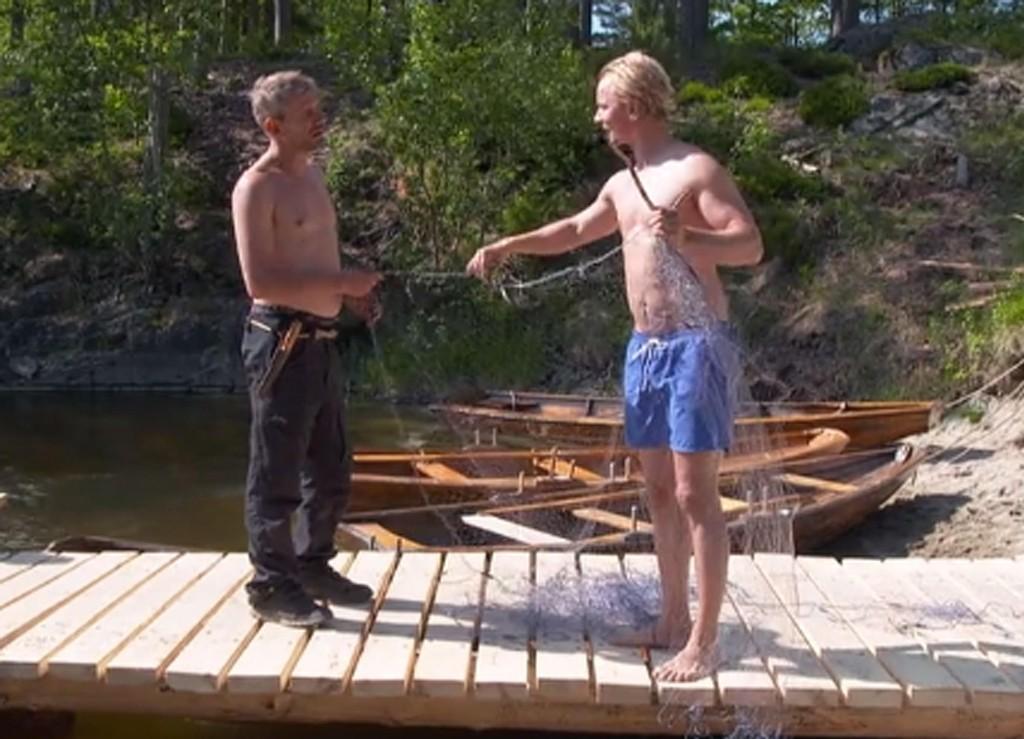 SYNLIG OVERRASKET: Her vipper Petter Pilgaard Lothepus eller Leif-Einar Lothe av pinnen med sin botox-bekjennelse.
