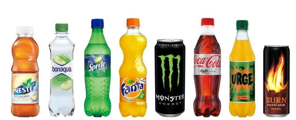 Her er noen av drikkene som ikke vil være å finne i Rema sine hyller etter uke 3.
