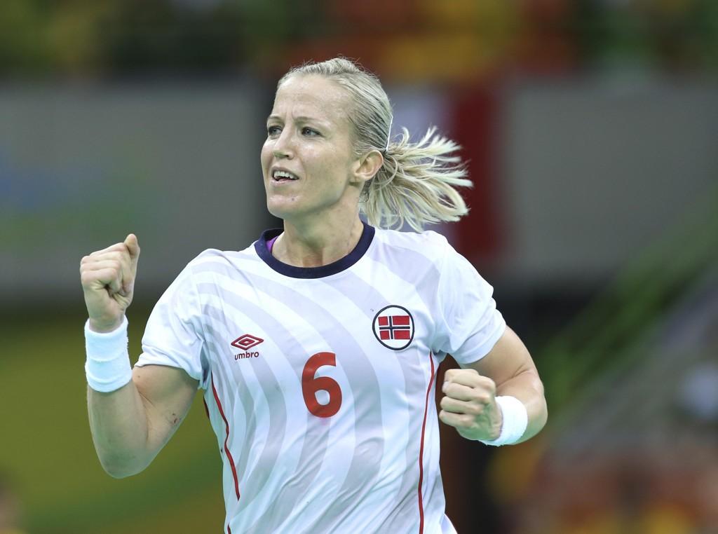 PÅ VEI HJEM TIL NORGE? Håndballprofilen Heidi Løke.