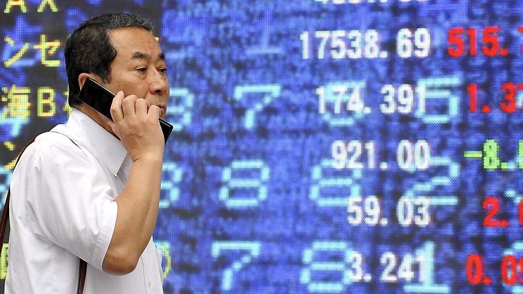 Dårlig dag for børsen i Tokyo torsdag 12.01.17. Men likevel positiv start på 2017.