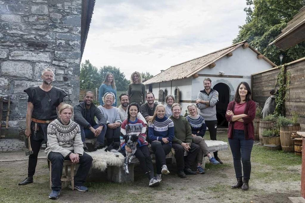 TAPER TERRENG: «Anno» sliter med å fange interessen blant norske TV-seere.