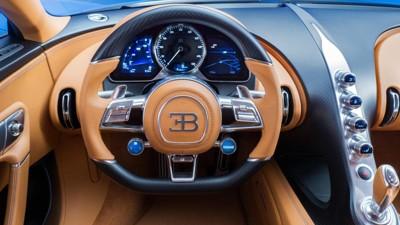 LETTER PÅ SLØRET: Bugatti er bilmerket for de virkelig, virkelig rike. Nå har sjefen for Bugatti selv lettet litt på sløret rundt hvem eierne egentlig er.
