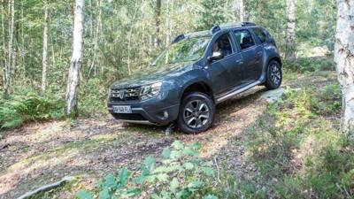 POPULÆR BILLIG-SUV: Dacia leverte solid økning i Norge i fjor, så langt er SUV-en Duster eneste Dacia som selges her til lands.