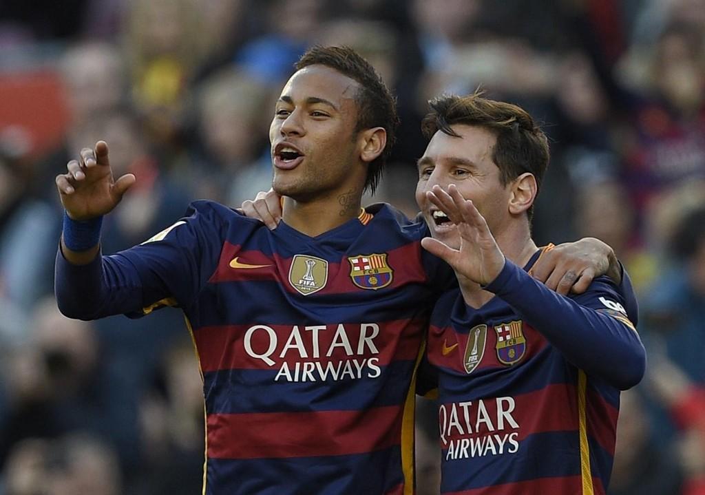 VERDT MYE: Du skal ut med mange milliarder for å få råd til Neymar, eller Lionel Messi.
