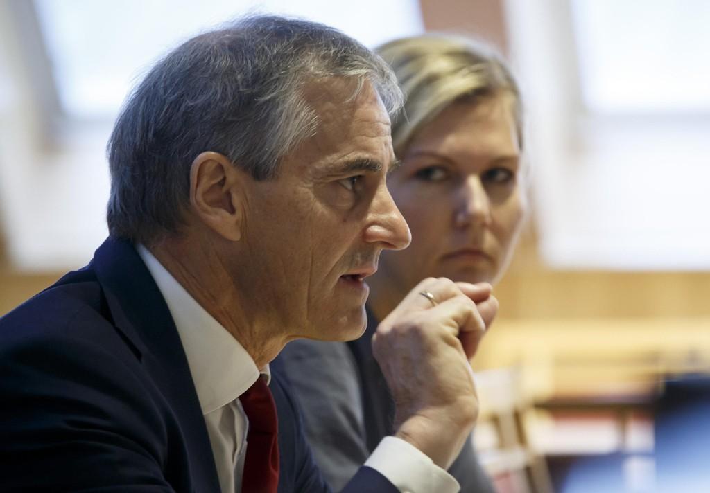 Arbeiderpartiets partileder Jonas Gahr Støre og finanspolitisk talsperson Marianne Marthinsen går til valg på å øke skattene med 15 milliarder kroner.