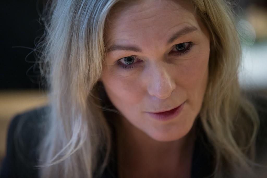 USIKKER. Anita Krohn Traaseth, administrerende direktør i Innovasjon Norge, er fortsatt ikke sikker på om det er riktig å ta opp vanskelig spørsmål i offentligheten, men tar gjerne debatten.