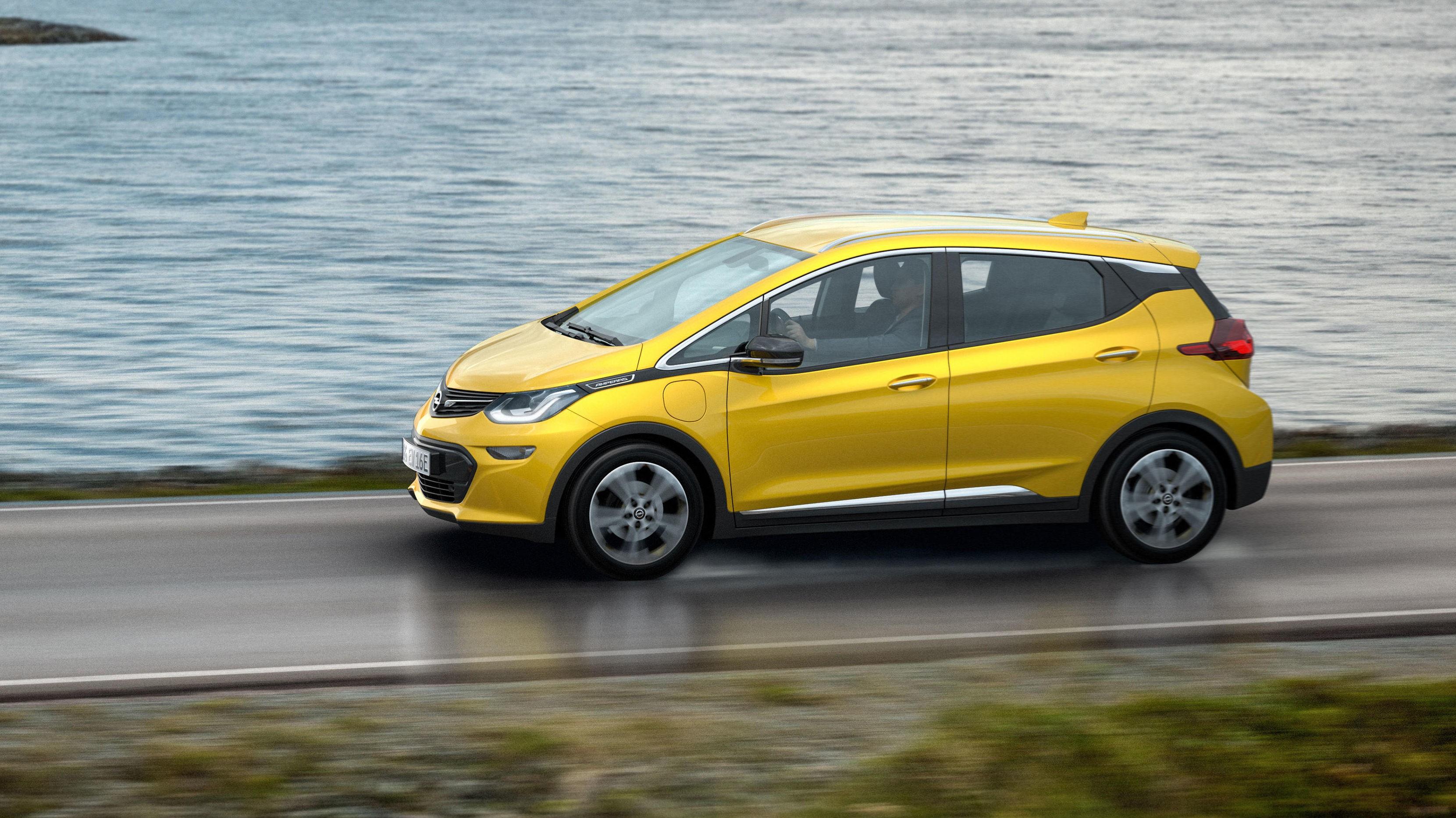 Opel Ampera-e kommer først i salg i Norge. Mange venter på denne.