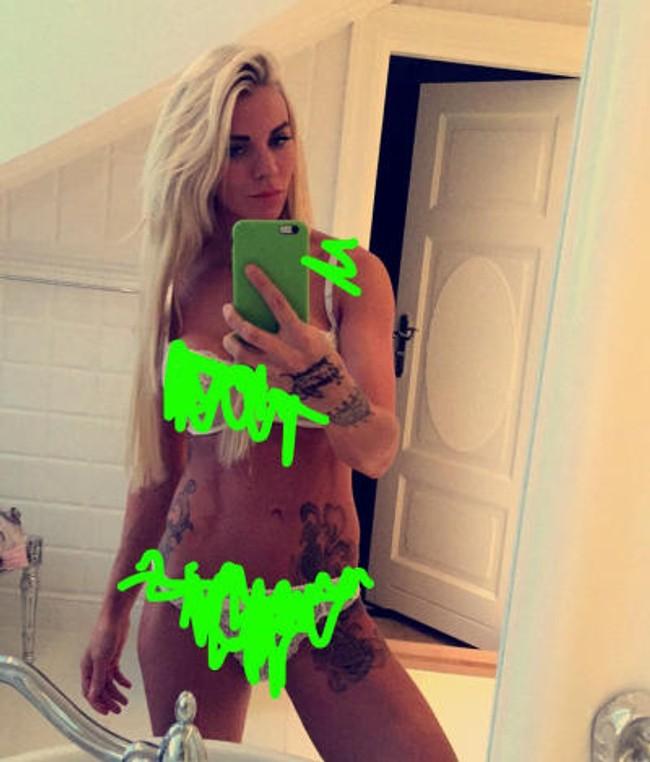 naking jenter bikini blogg