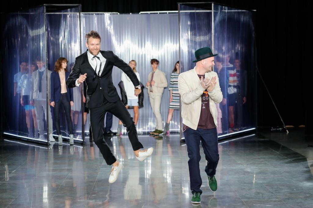 Peder Børresen og Simen Staalnacke er designerne bak Moods of Norway.