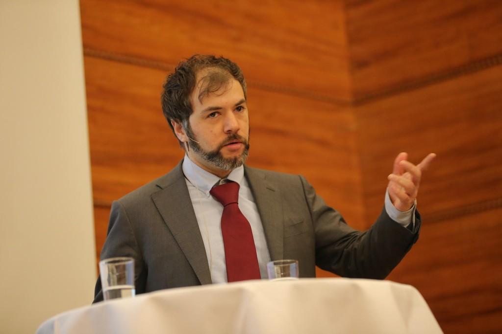 FAKTASJEKKER: Den svenske samfunnsøkonomen Tino Sanandaji deltok onsdag på Nettavisens konferanse om islam, innvandring og ytringsklima.