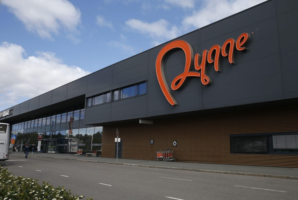 RYGGE: En inversteringsgruppering har startet ny pengejakt for å gjenåpne Rygge flyplass.