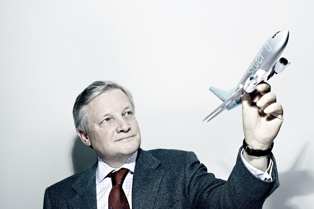 Mikkel A. Berg er administrerende direktør Silver Pensjonsforsikring AS