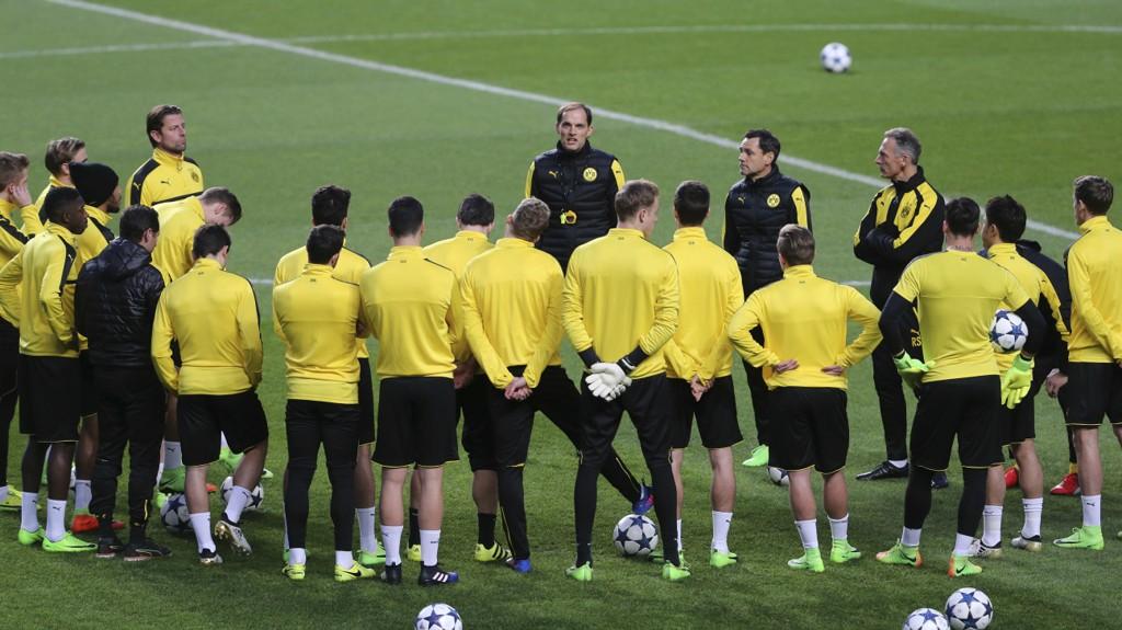 Borussia Dortmund vil ikke lenger at klubbens treninger skal bli smugtittet på fra en bakke utenfor dets treningsfelt.