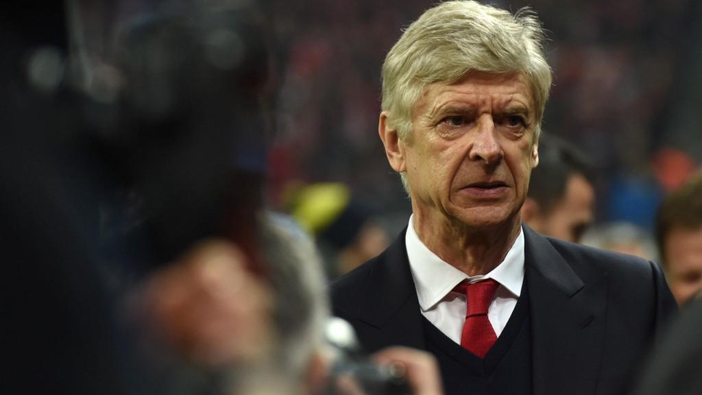 PRESSET: Arsenals Arsene Wenger kan være på vei mot slutten av karrieren på Emirates.