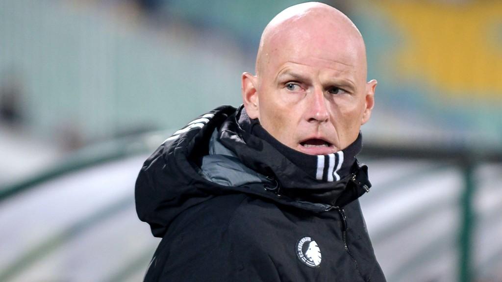 Ståle Solbakken og hans FC København tok en sterk seier borte mot Ludogorets.