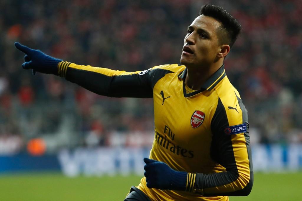 VIL BORT? Alexis Sanchez hevdes å ønske seg bort fra Arenal.