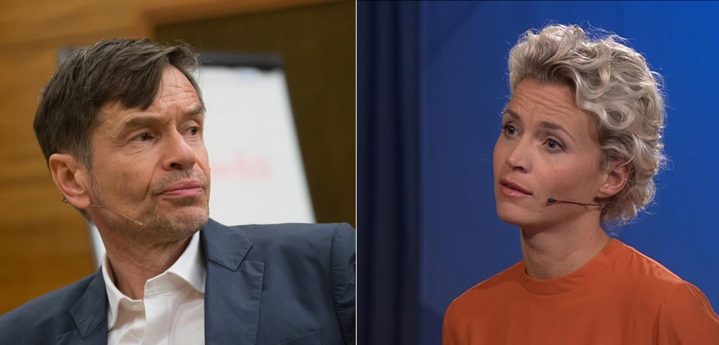 LITE IMPONERT: Kjetil Rolness kommer med kritikk til Ingunn Solheim og Debatten på NRK etter torsdagens program om innvandring og integrering.