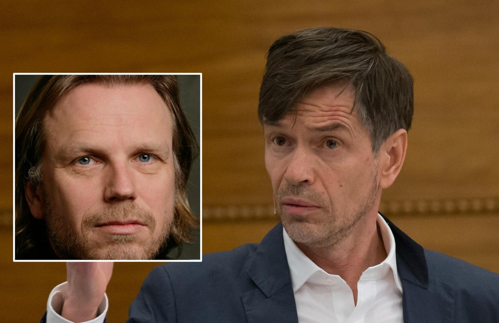 SLÅR TILBAKE: Debattredaktør i NRK, Kyrre Nakkim mener Kjetil Rolness tar feil i sin kritikk av Debatten på NRK.