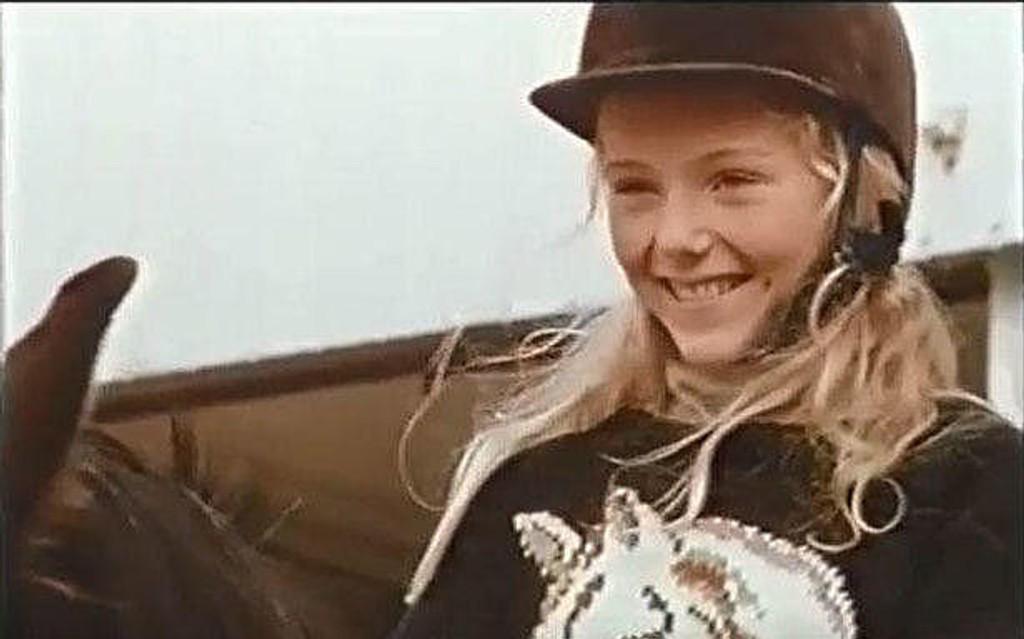 Linda Halse Digernes hadde hovedrollen i filmen Villhesten, som hadde suksess på kino i 1994.
