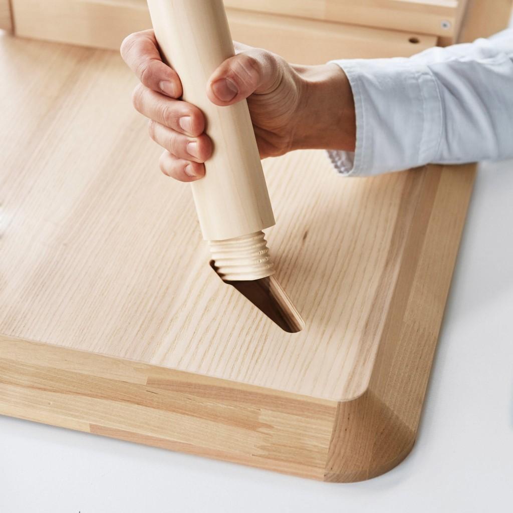 Mangler skruer til ikea møbel