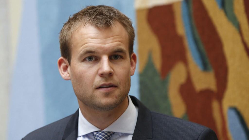 Kjell Ingolf Ropstad (Krf).