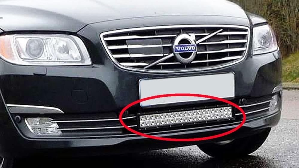 MANGE FALLGRUVER: Såkalte LED-bars gir godt lys og har blitt populære, men det er mange fallgruver om du skal få det lovlig.