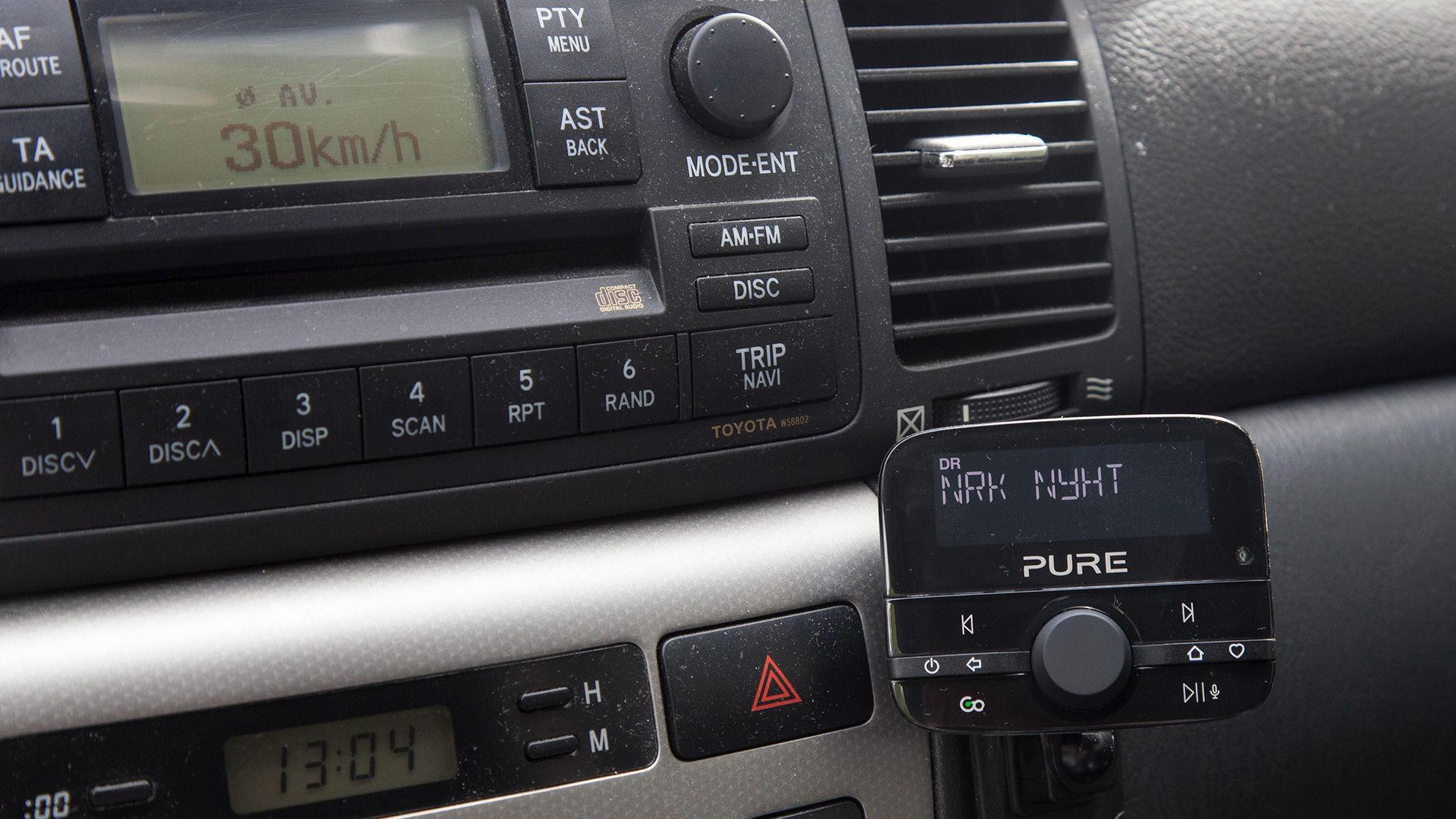 Ved å slukke FM-nettet, har 1 av 7 radiolyttere falt av i Nordland.