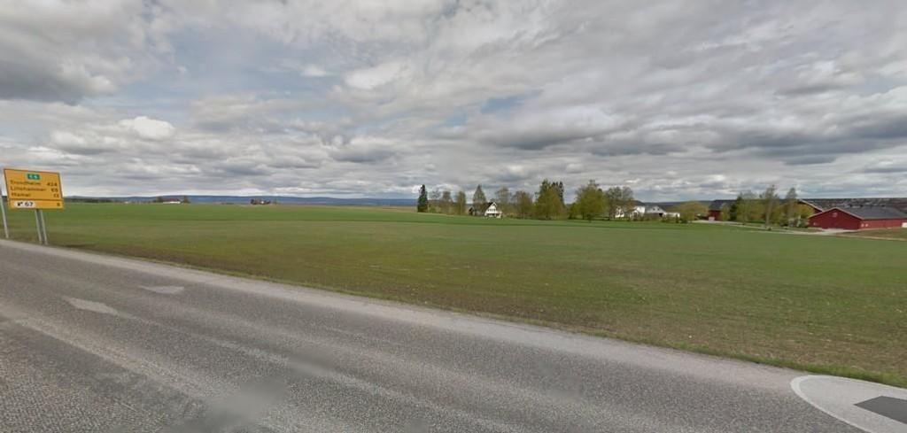 Illustrasjonsfoto: Jorder ved Stange i Hedmark.