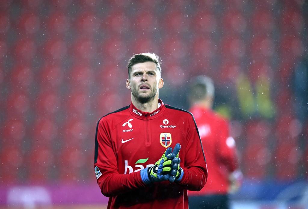 FØRSTEVALG: Rune Jarstein har etablert seg som et førstevalg på keeperplass både på det norske landslagset og i Hertha Berlin.