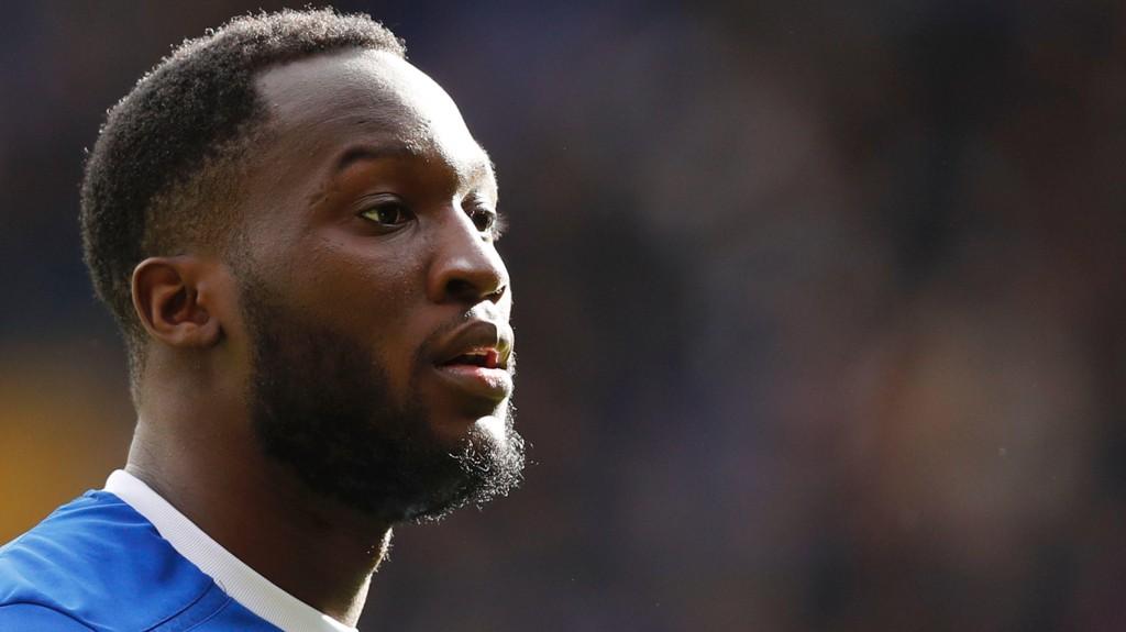 FARVEL?: Romelu Lukaku skal visstnok ikke ønske å signere ny kontrakt med Everton.