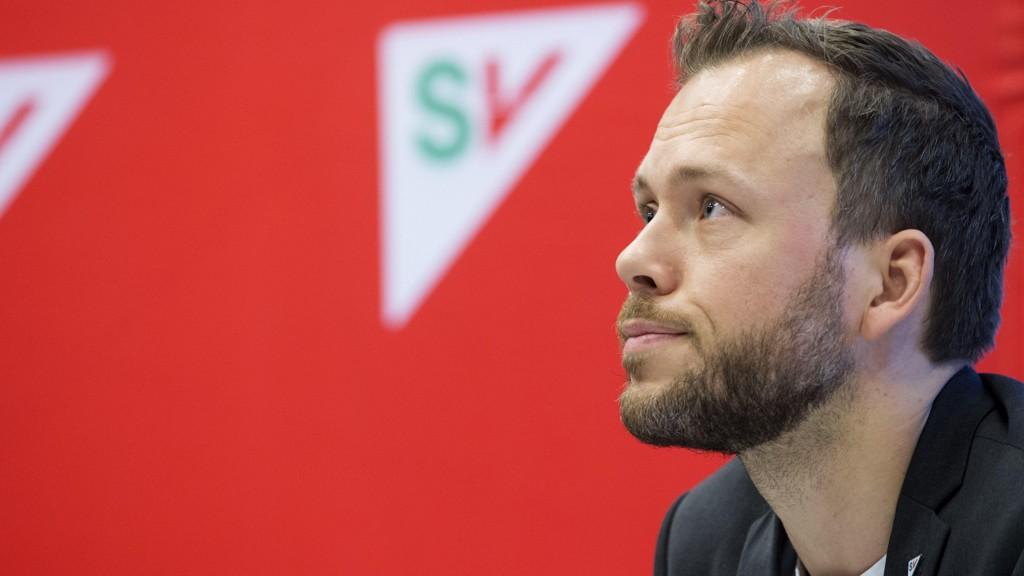 SV-LEDER: Audun Lysbakken.