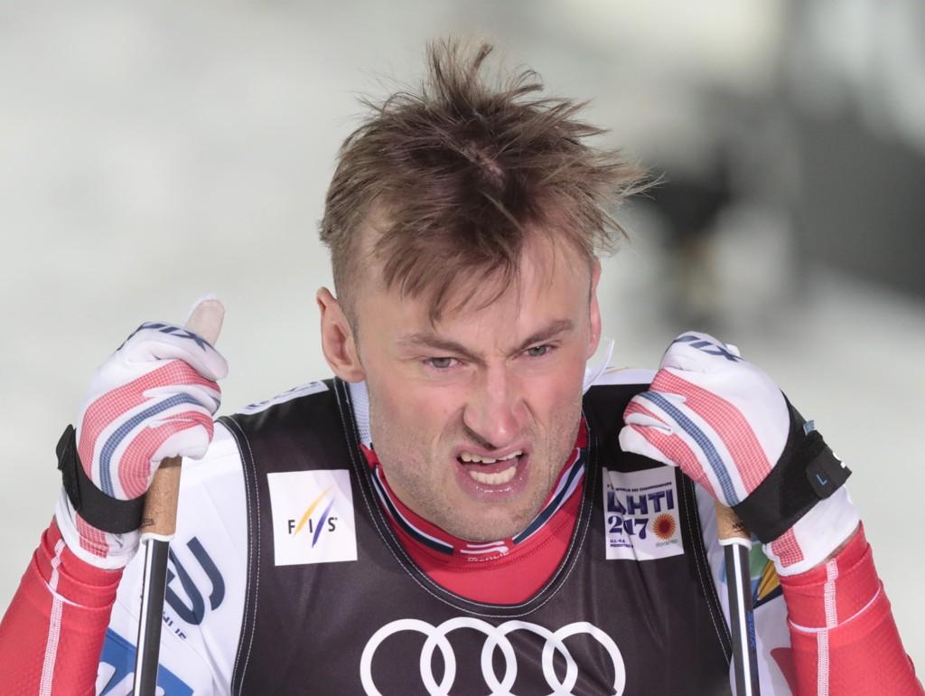 NYTT STIKK: Petter Northug la ut en video på Facebook der han kommer med et nytt stikk mot langrennssjef Vidar Løfshus.