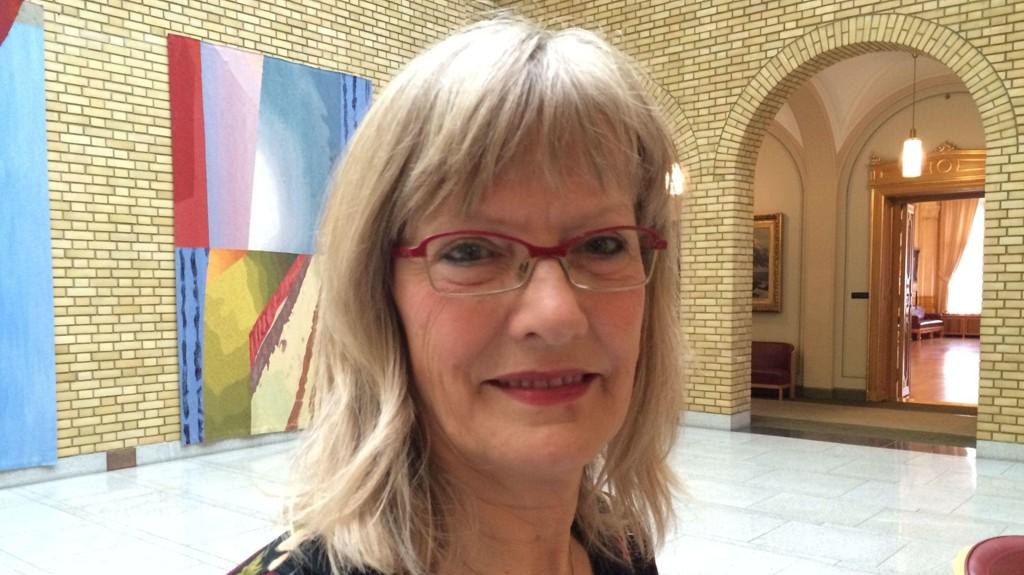 SVs Karin Andersen