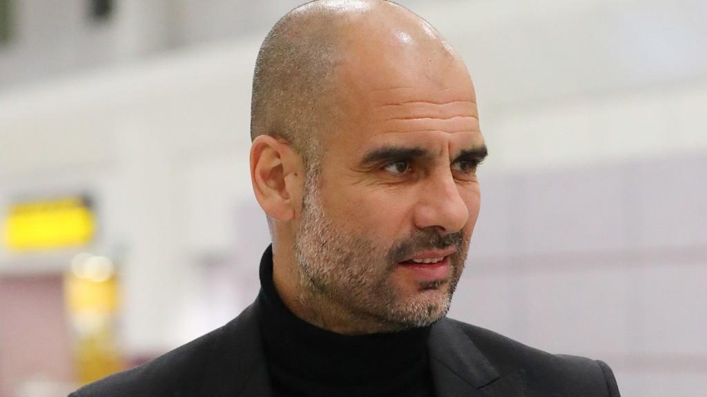 ENDRINGER PÅ GANG: Pep Guardiola kan komme til å gjøre store endringer i Manchester City denne sommeren.