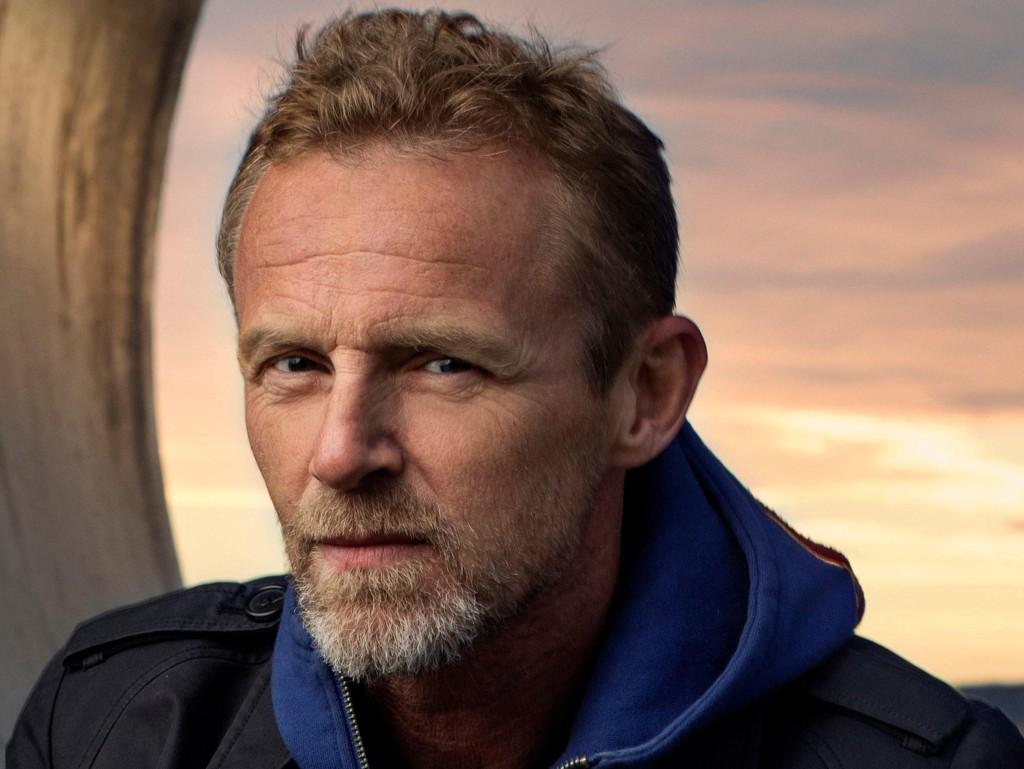 TILBAKE: Jo Nesbø er tilbake i Oslos gater med Harry Hole, i romanen Tørst. Tørst slippes 21. mars.
