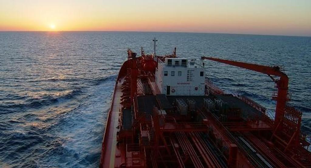 BYGGER: Odfjell har avtalt bygging av to nye kjemikalietankere med verft i Kina.