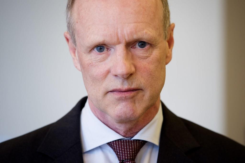 FORTSETTER: Administrerende direktør i Rederiforbundet Sturla Henriksen tror at også 2017 blir vanskelig for bransjen.