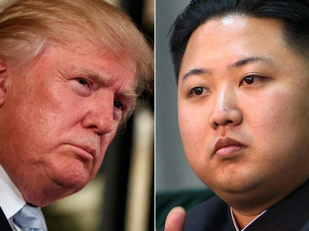 Verken USAs president Donald Trump eller Nord-Koreas leder Kim Jong-un er nådig i sin retorikk mot hvernadre. Ekspert tviler imidlertid på at noen av dem er villig til å gå til krig.